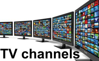 TV channels